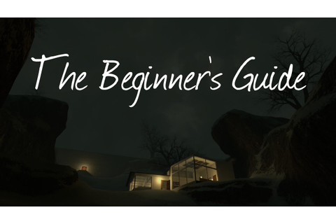 The Beginner's Guide - A Game about Games - YouTube