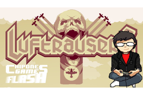 Luftrausers - Chipones Game Flash - YouTube