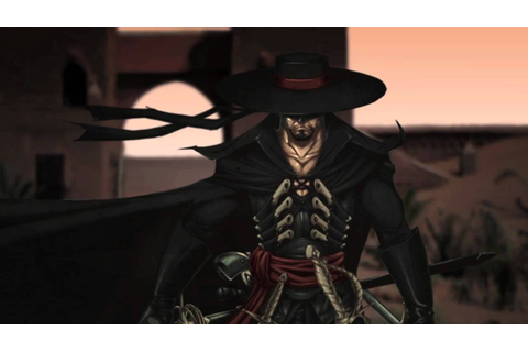 Zorro: Shadow of Vengeance HD Video Game Teaser Trailer ...