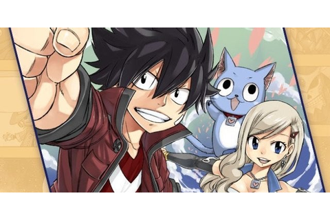 'Fairy Tail' Creator Releases New Series 'Edens Zero'