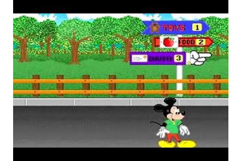 Mickey Mouse 123's The Big Surprise Party *GAMEPLAY* [PART ...