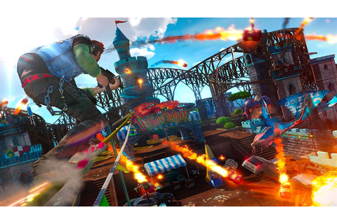 Pre-order and pre-download Sunset Overdrive from today for ...