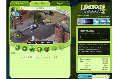 Lemonade Tycoon 2 - Download