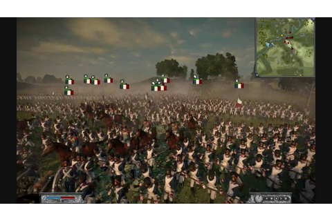 Napoleon Total War Online Battle #002: France vs Prussia ...