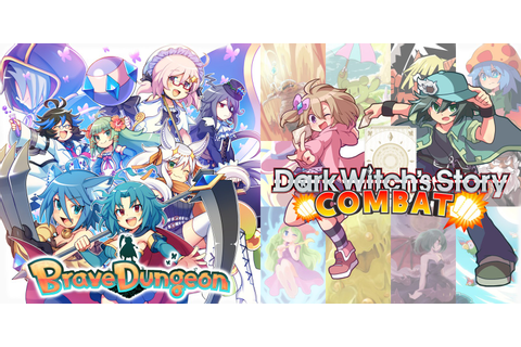 Brave Dungeon + Dark Witch's Story:COMBAT | Nintendo ...