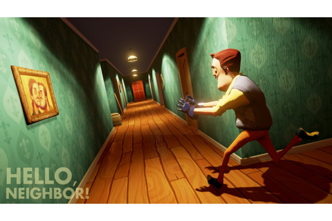 Hello Neighbor - New Demo Gameplay | In the Basement - YouTube