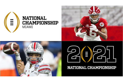 Ohio State vs Alabama: College Football Playoff National ...