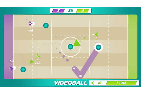 Videoball (PS4 / PlayStation 4) News, Reviews, Trailer ...