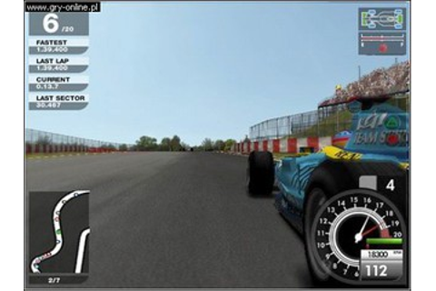 Formula One 05 - PS2 - gamepressure.com