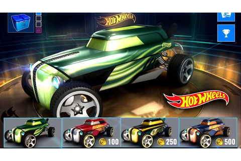 Hot Wheels Race Off 2 - New Game Android IOS Gameplay ...