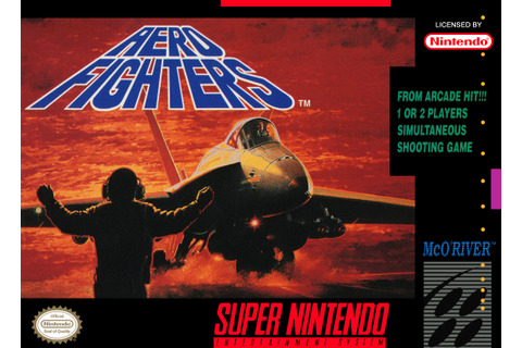 Aero Fighters - Jeux - RomStation