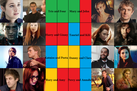 Sorting Hat For Other Fandoms — Mixed Fandom (Divergent ...