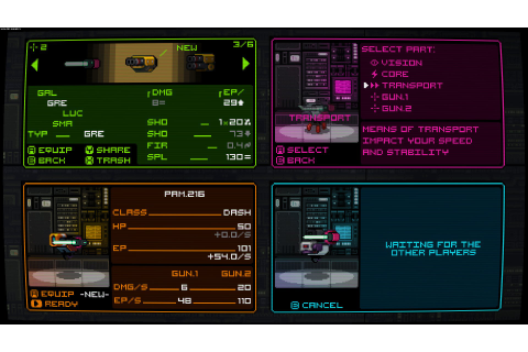 NeuroVoider - screenshots gallery - screenshot 8/8 ...