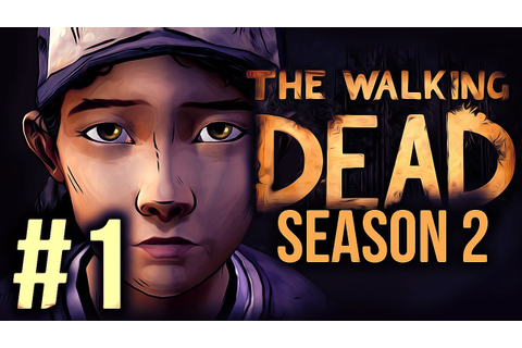 The Walking Dead: Season 2 Gameplay - Part 1 - Playthrough ...