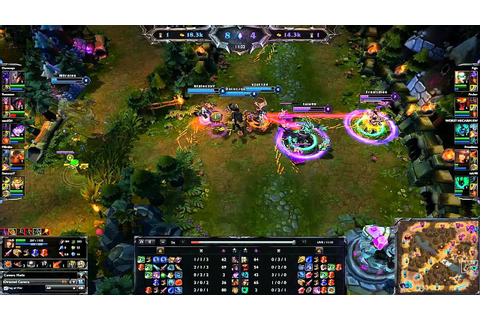 League of Legends: Summoner's Rift 5 vs 5 Ranked ...