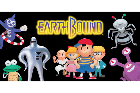 EarthBound | Super Nintendo | Games | Nintendo