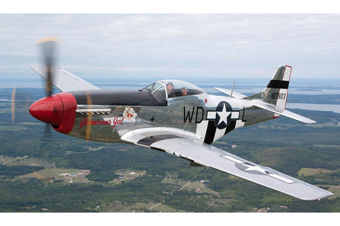 WW2 Wings of Glory Airplane Packs Preview – P-51D Mustang ...