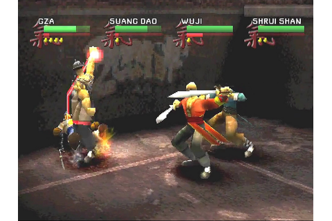 Wu Tang: Shaolin Style Download Game | GameFabrique