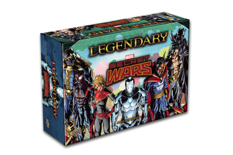 Upper Deck Marvel Legendary Secret Wars Volume 1 Board ...