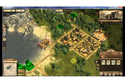Anno 1404 Beginners Guide Walkthrough Gameplay Example ...