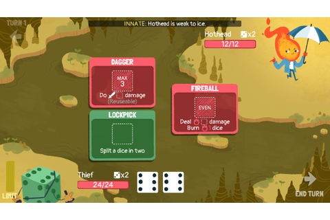 Dicey Dungeons on Steam
