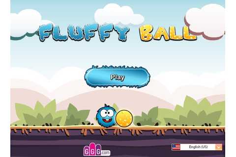Adventures of Fluffy ball game