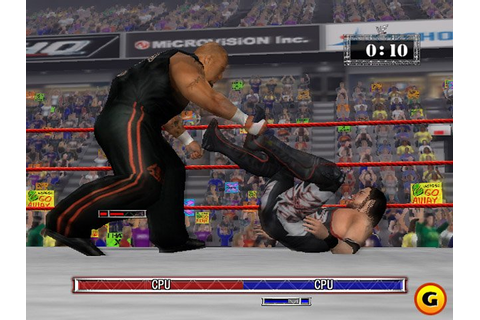 WCW Nitro demo (Download Game) - XciteFun.net