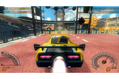 Flatout 2 Stunt - YouTube