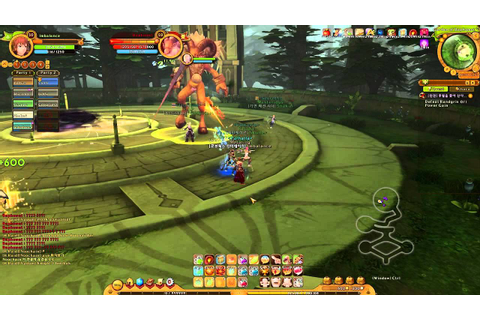 Ragnarok Online 2: Legend of the Second - Baphomet - YouTube