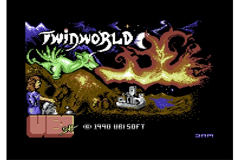 Download TwinWorld: Land of Vision (Amstrad CPC) - My ...