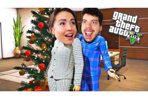 BOYFRIEND vs GIRLFRIEND!! (GTA 5) #3 - YouTube