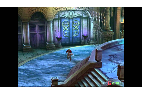Castlevania: Lament of Innocence - Gameplay PS2 HD 720P ...