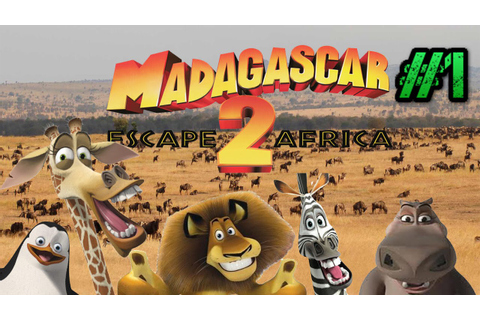 Let's Play: Madagascar Escape 2 Africa for the PS2: Part 1 ...