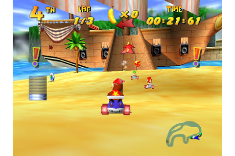 Diddy Kong Racing (USA) (En,Fr) ROM