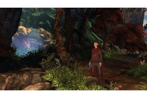 King's Quest developer diary takes a look at this lovely ...
