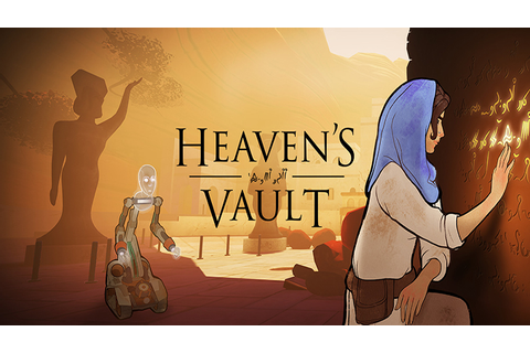 Heaven's Vault - Download Full - Free GoG PC Games