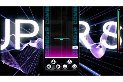 [PSP] DJMAX Portable 3 GAMEPLAY - YouTube