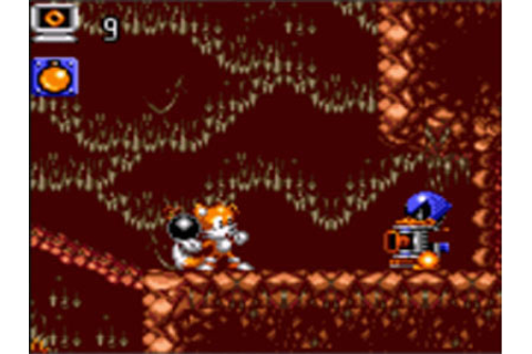 Tails Adventure Review for Game Gear (1995) - Defunct Games