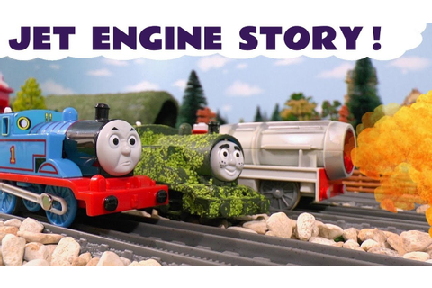 Thomas and Friends Jet Engine Game with Toy Trains ...