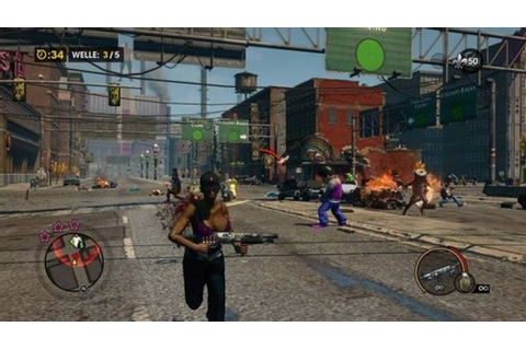 Saints Row The Third Game - Hellopcgames