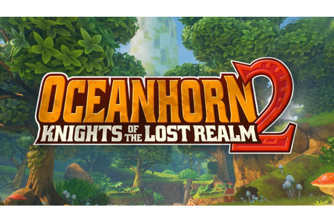 Oceanhorn 2: Knights of the Lost Realm Windows, iOS game ...