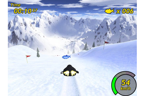 Super Tux Racer submited images.