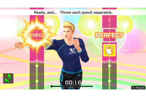 Fitness Boxing for Nintendo Switch could be the personal ...