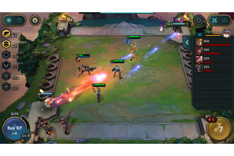Teamfight Tactics: League of Legends Strategy Game for ...