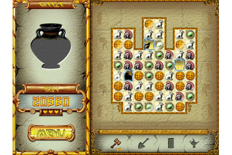 Atlantis Quest Game Download - Puzzle Game Download