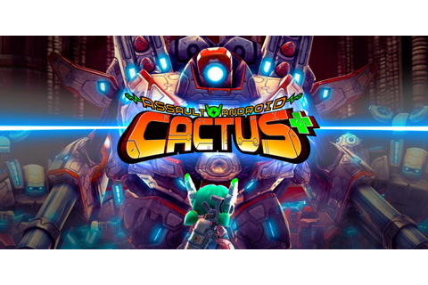 Assault Android Cactus+ | Nintendo Switch download ...