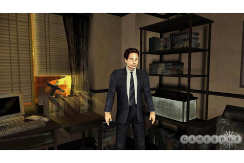 X-Files: Resist or Serve Game | PS2 - PlayStation