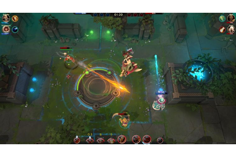 Battlerite is the spiritual successor to Bloodline ...