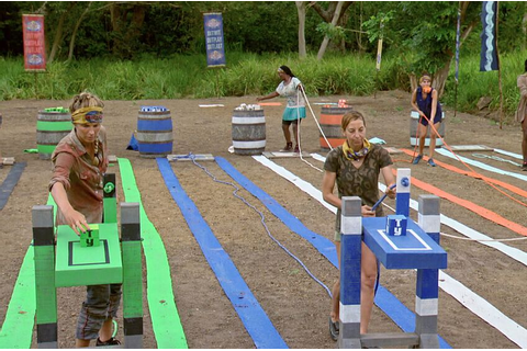 Survivor Ponderosa: Debbie Exits Survivor Game Changers To ...
