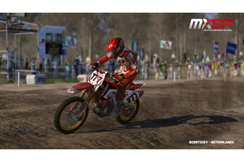 MXGP – The Official Motocross Game Review - GamerBolt